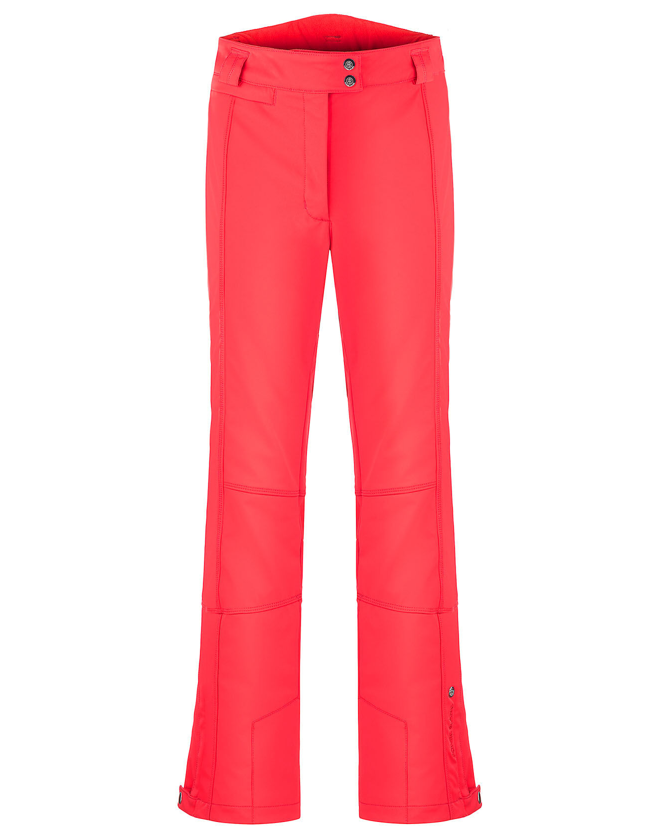 Pantalon de ski Bi-stretch rouge