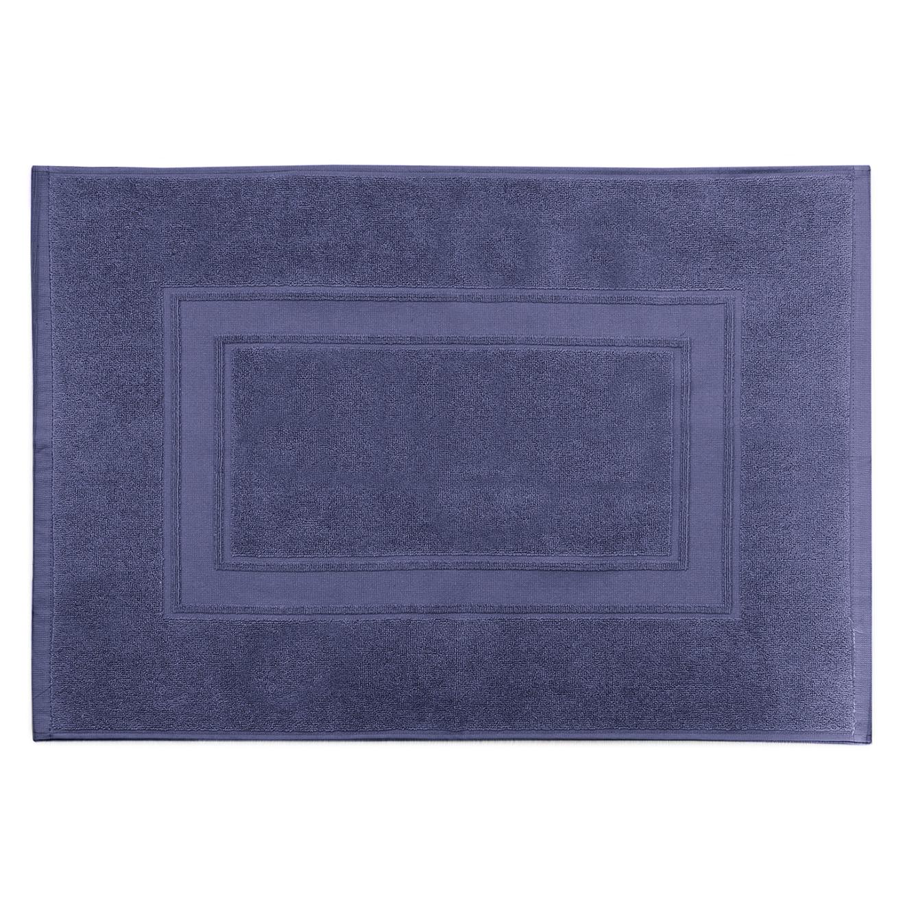 Tapis de bain Elisa lavande - 50x70 cm