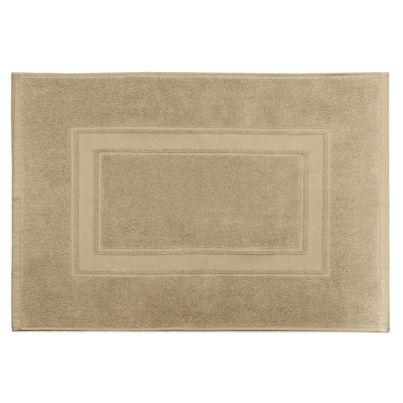 Tapis de bain Elisa savane - 50x70 cm