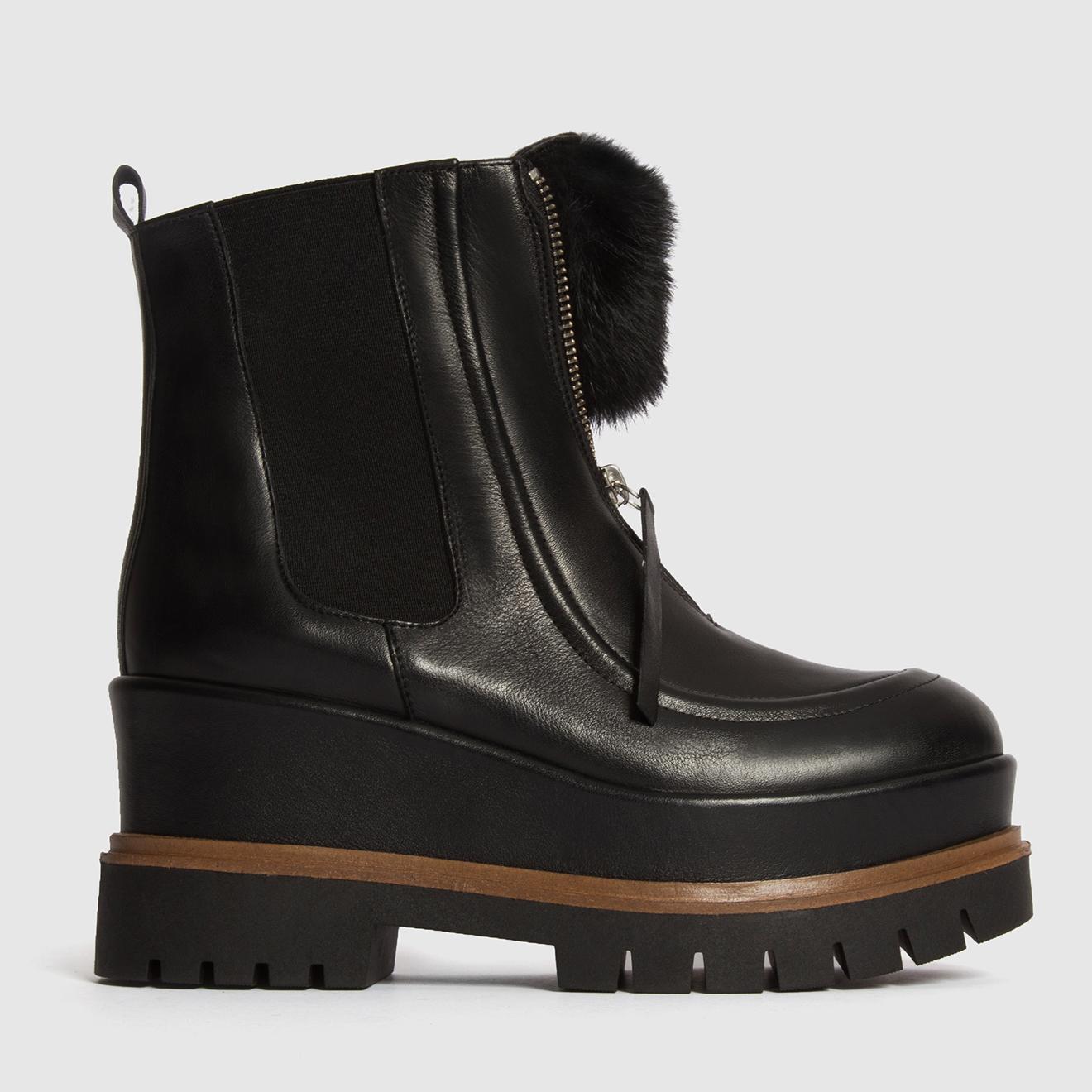 d4394610221df Chelsea boots en Cuir Amber