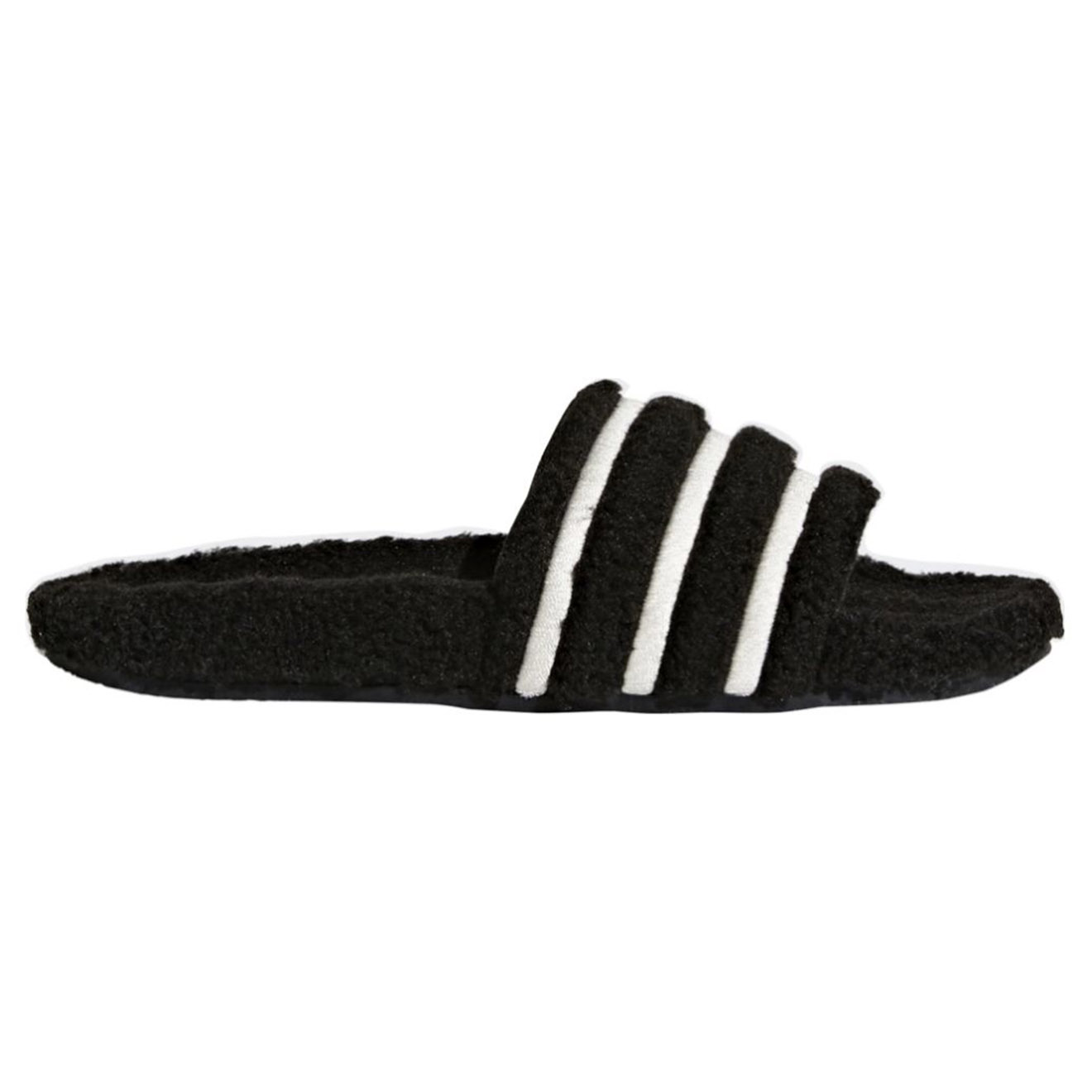 Sandales Adilette noires - Adidas - Modalova