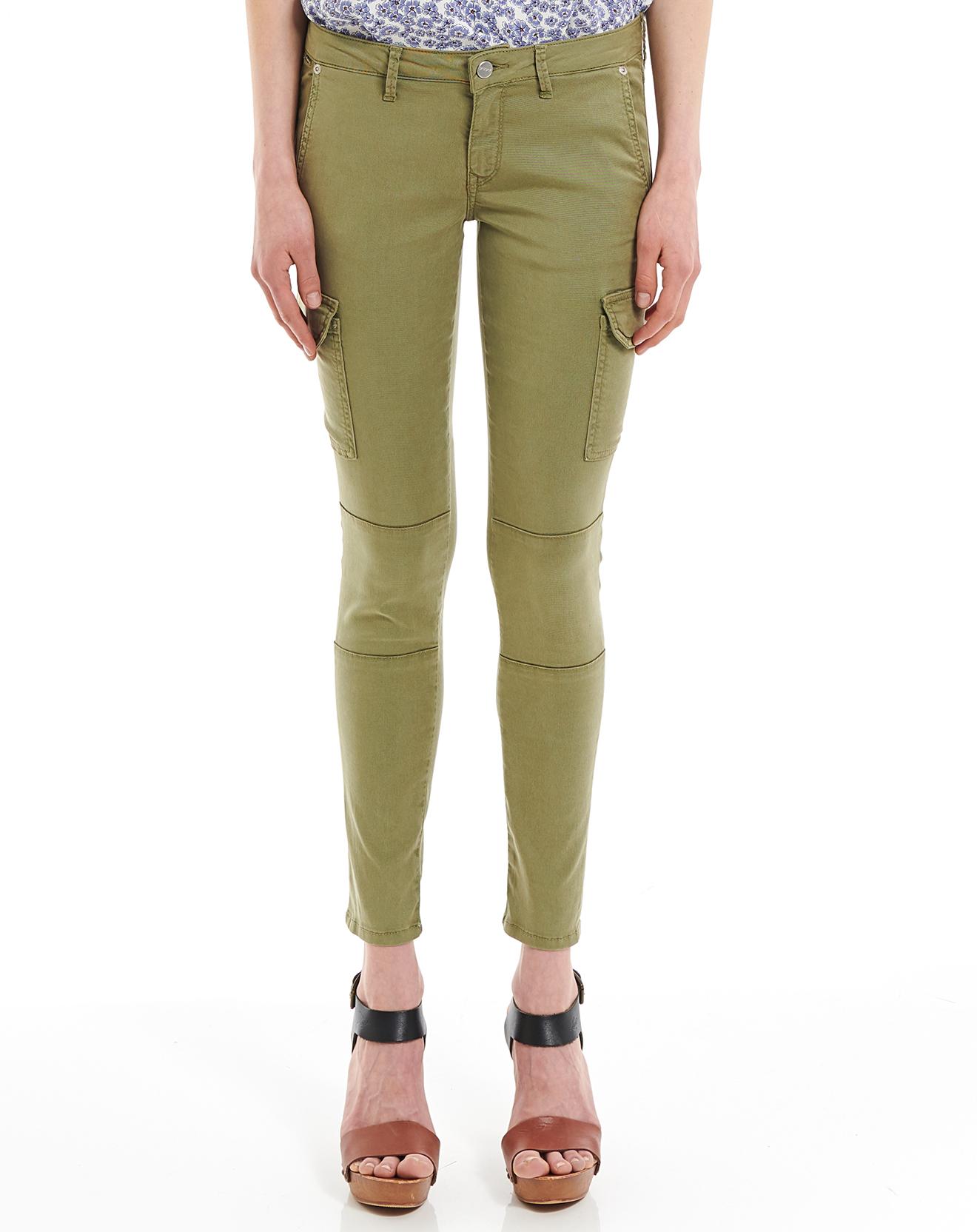 Pantalon Cargo Survivor kaki - Pepe Jeans - Modalova
