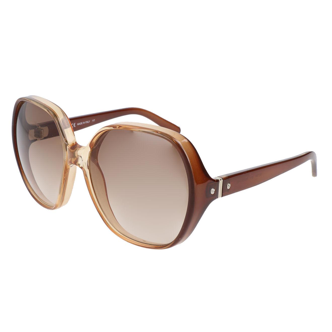 Chloé-femme-lunettes de soleil femme marron-t.u