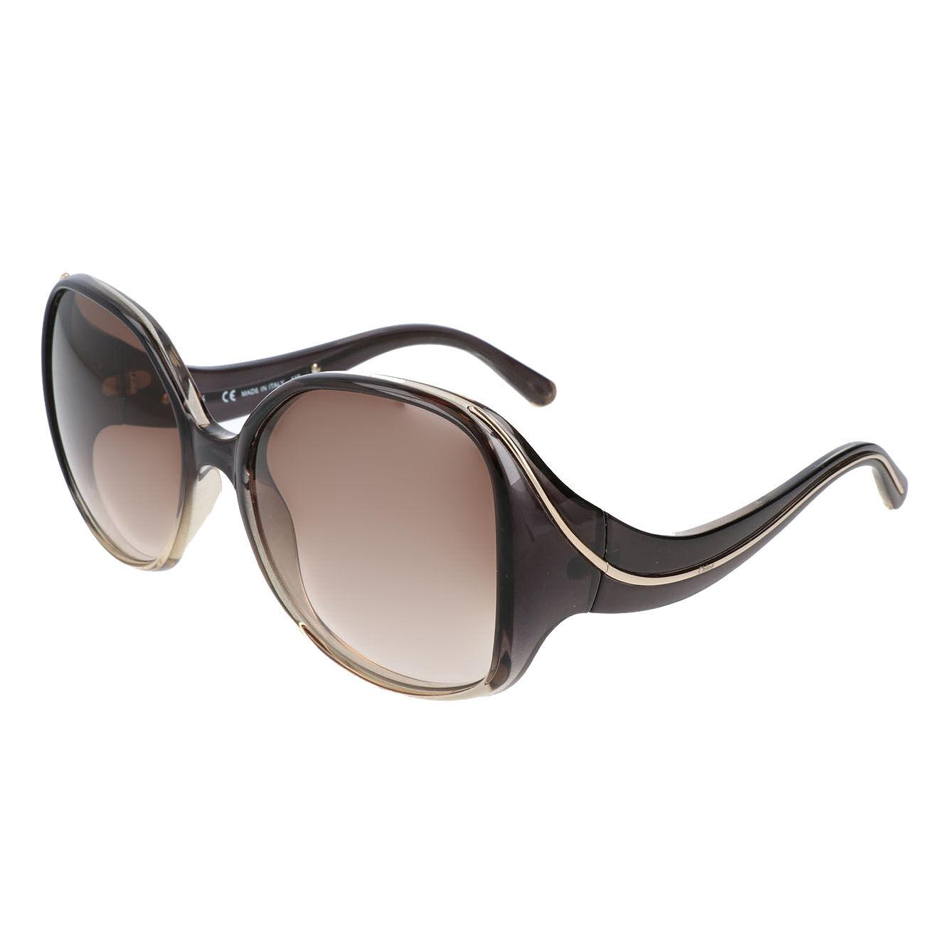 Chloé-femme-lunettes de soleil femme grises-t.u
