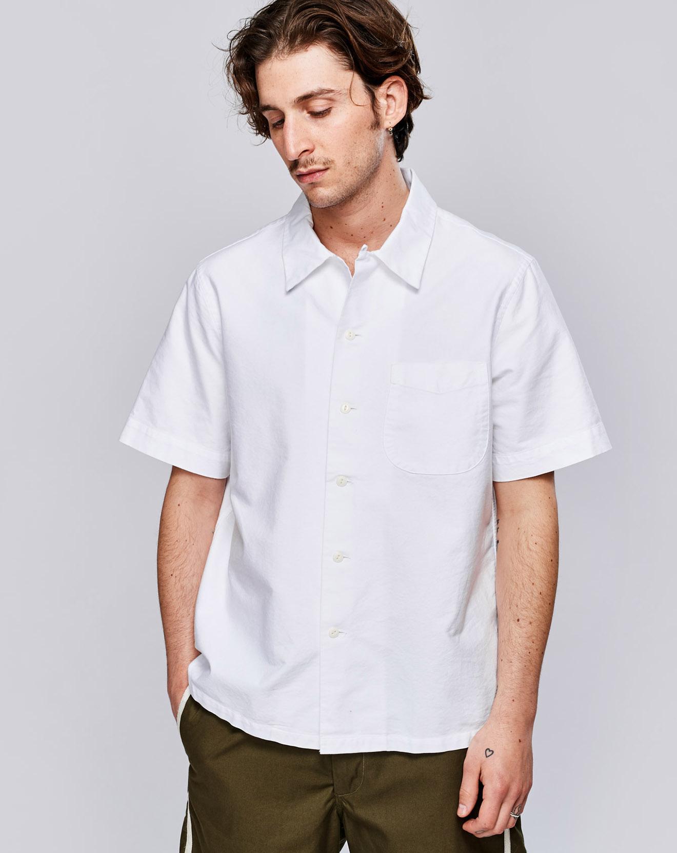 Chemise Gowai blanche