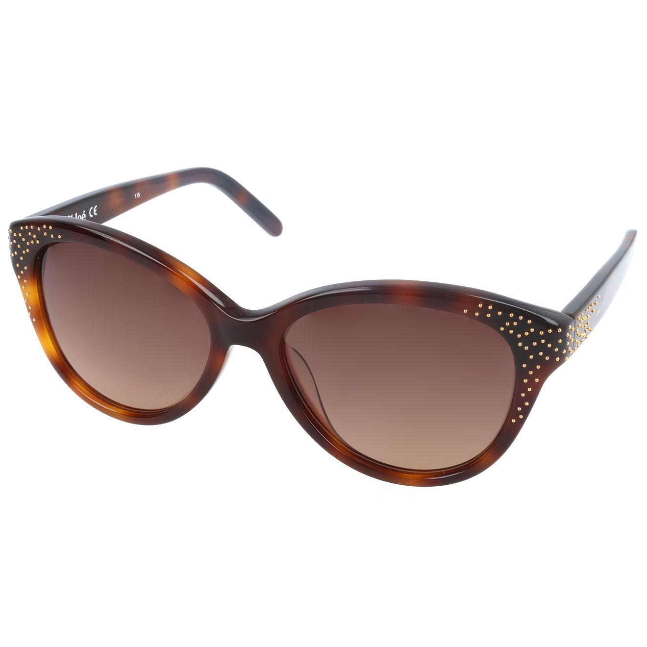 Chloé-femme-lunettes de soleil enfant...