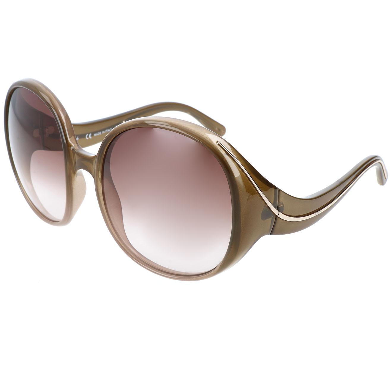 Chloé-femme-lunettes de soleil femme gradient...