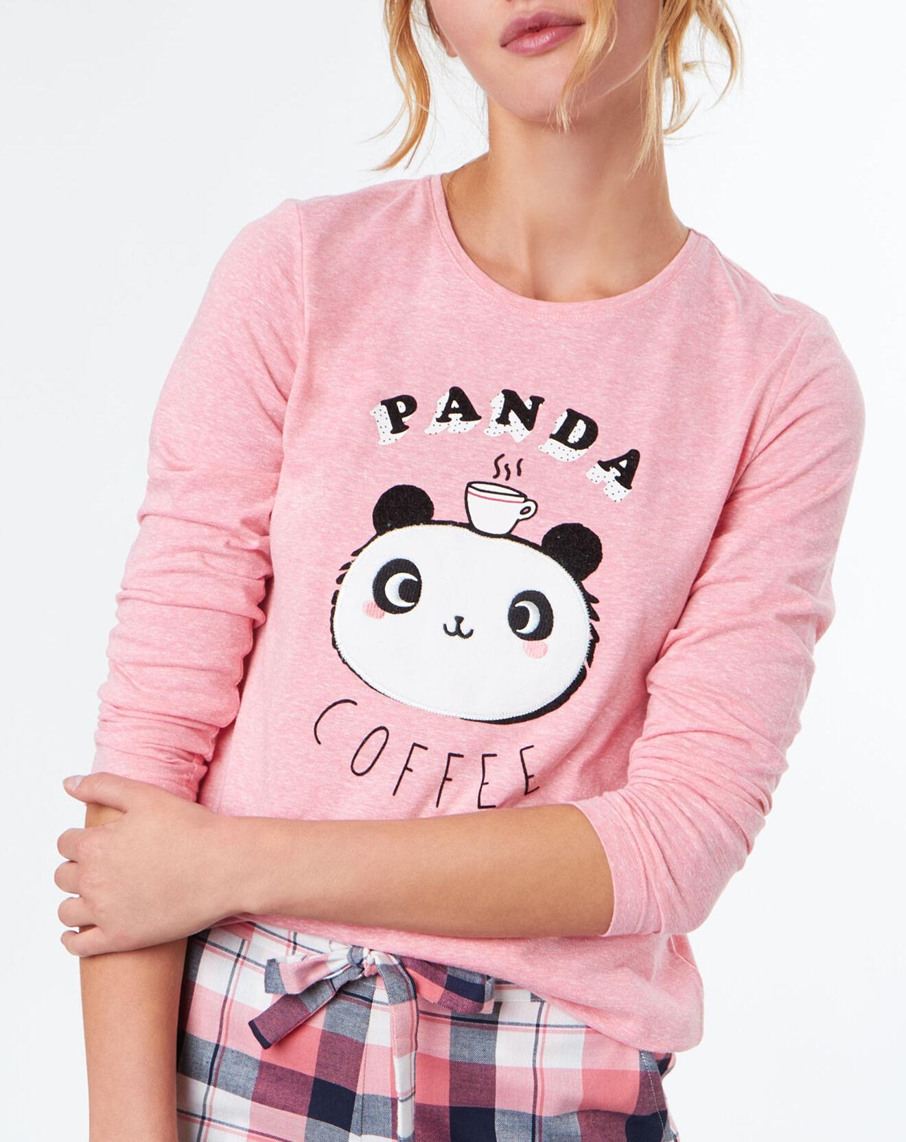 Haut de pyjama Clotilde à motif - Etam - Modalova