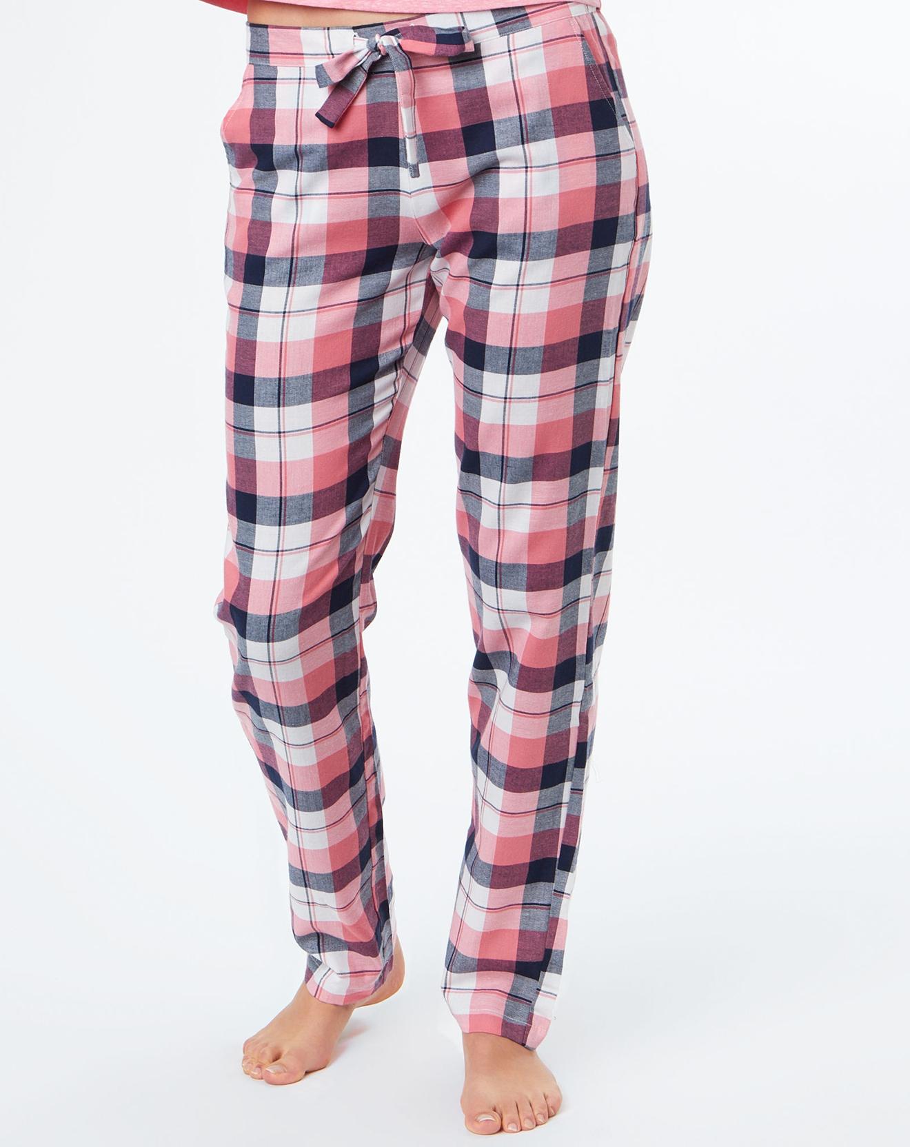 Pantalon de pyjama Celia à carreaux - Etam - Modalova