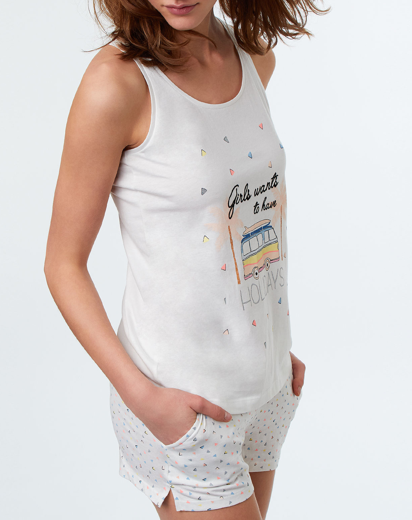 Haut de pyjama Kimberley à motif - Etam - Modalova