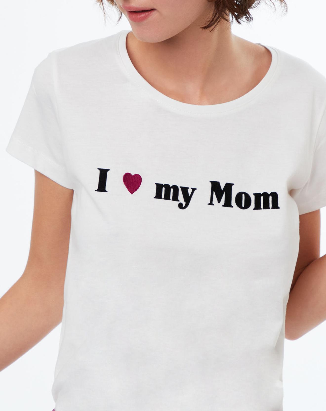 Haut de pyjama Mother à motif - Etam - Modalova
