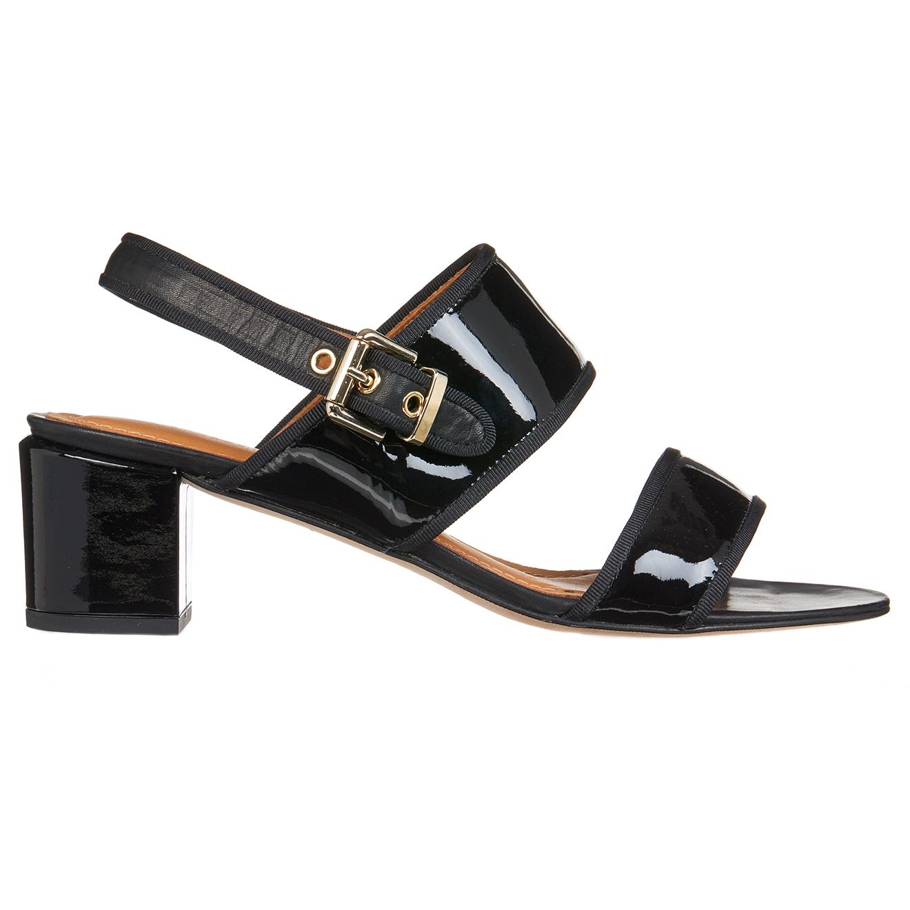 Chaussures en Cuir noires Talon 4.5 cm - Vanessa bruno - Modalova