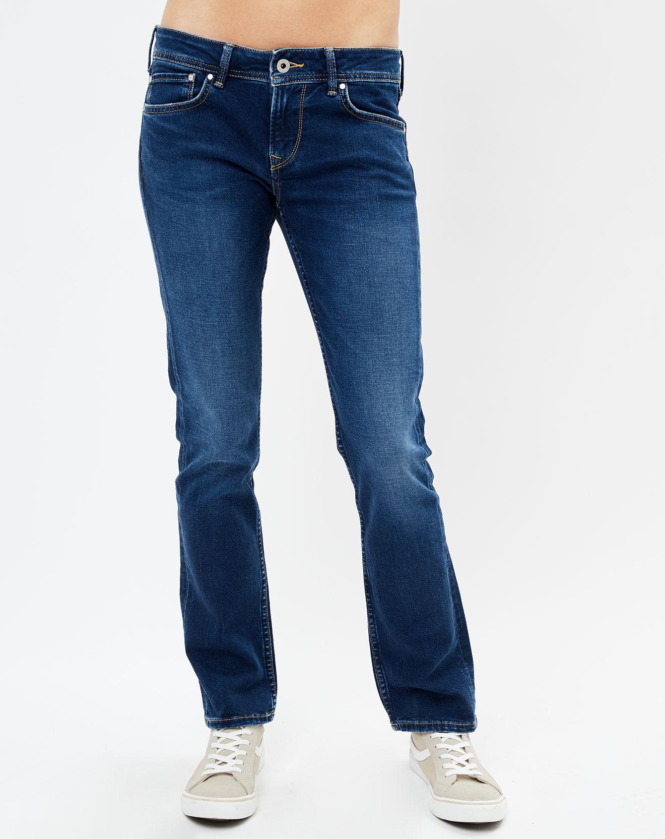Jean ajusté Mira Trublu bleu - Pepe Jeans - Modalova