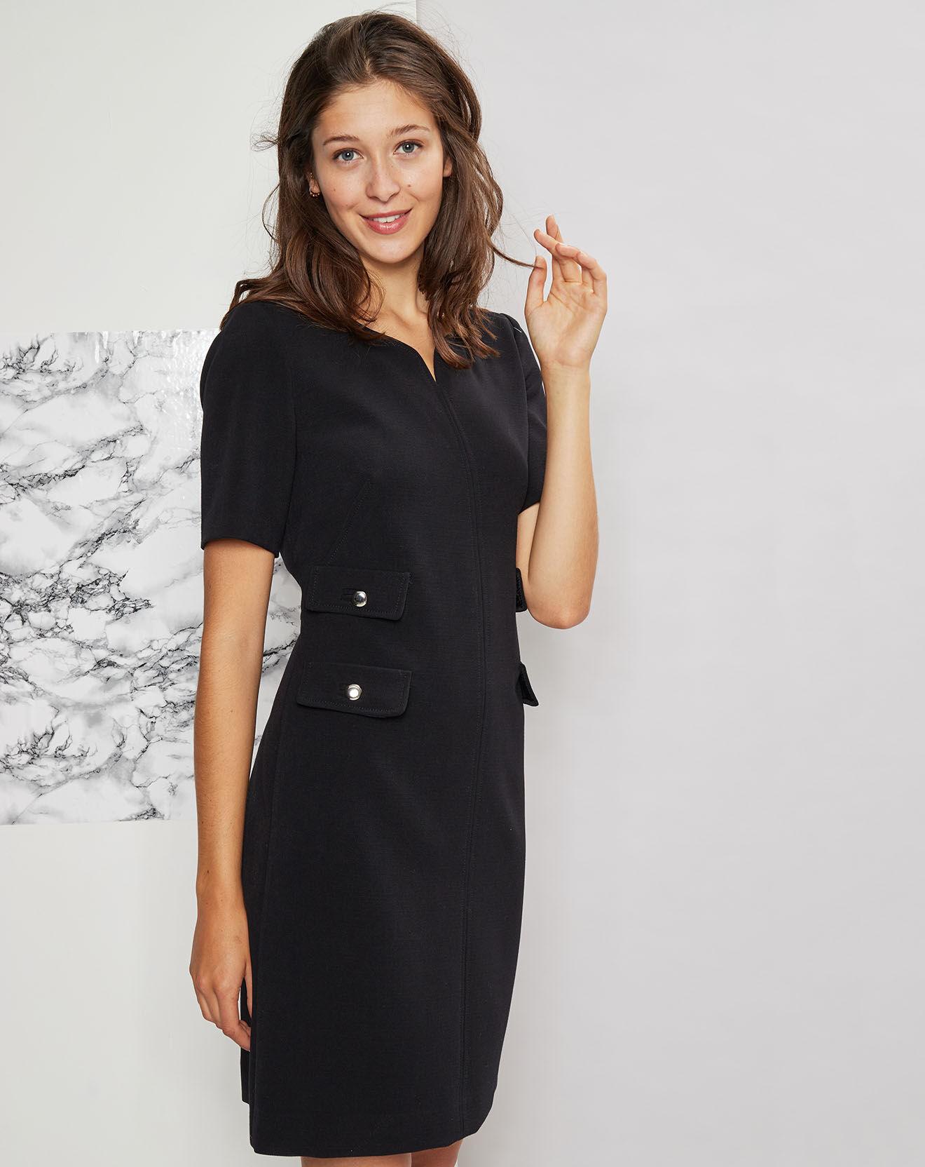 Robe Toulouse noire