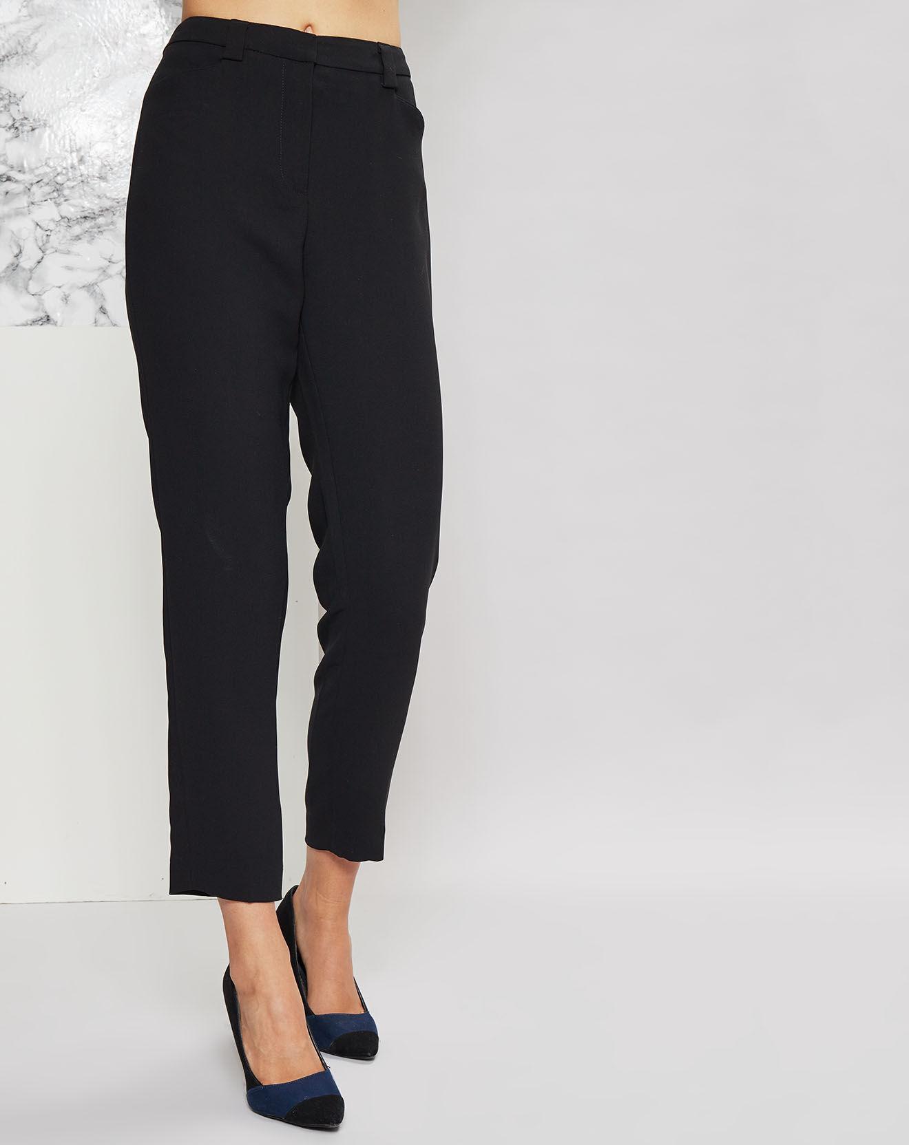 Pantalon Toupie noir