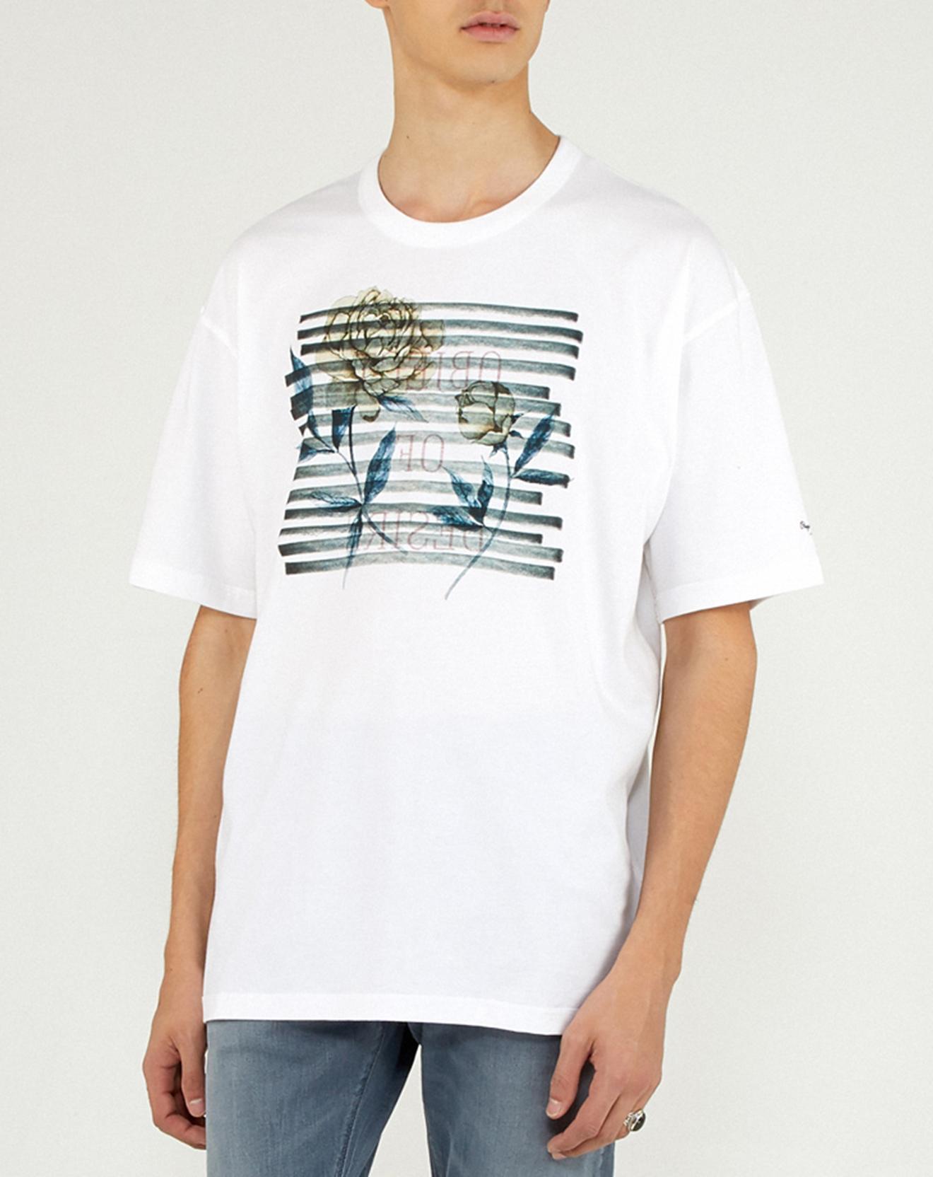T-Shirt Moser blanc - Pepe Jeans - Modalova