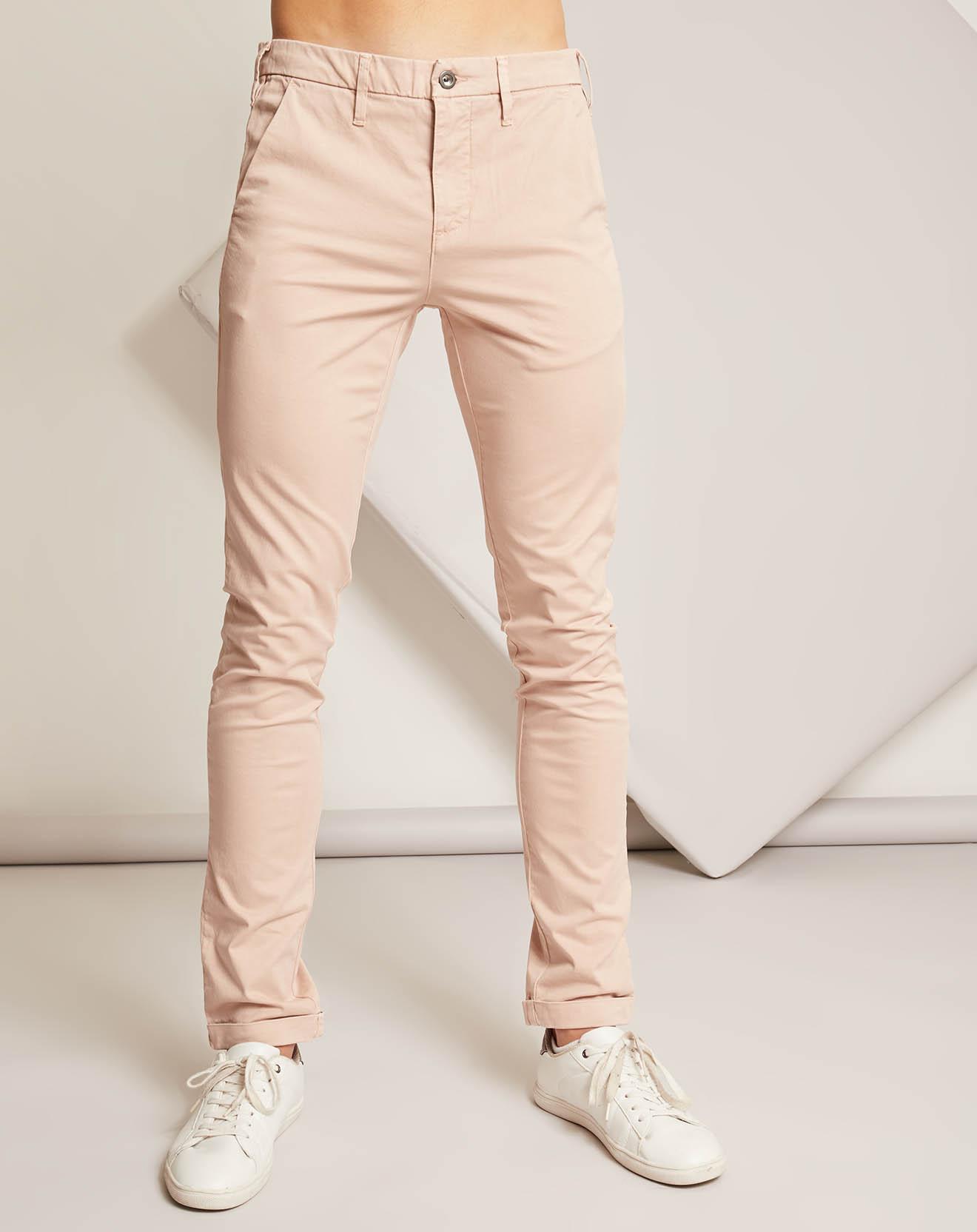 Pantalon Humus beige - Calvin Klein - Modalova