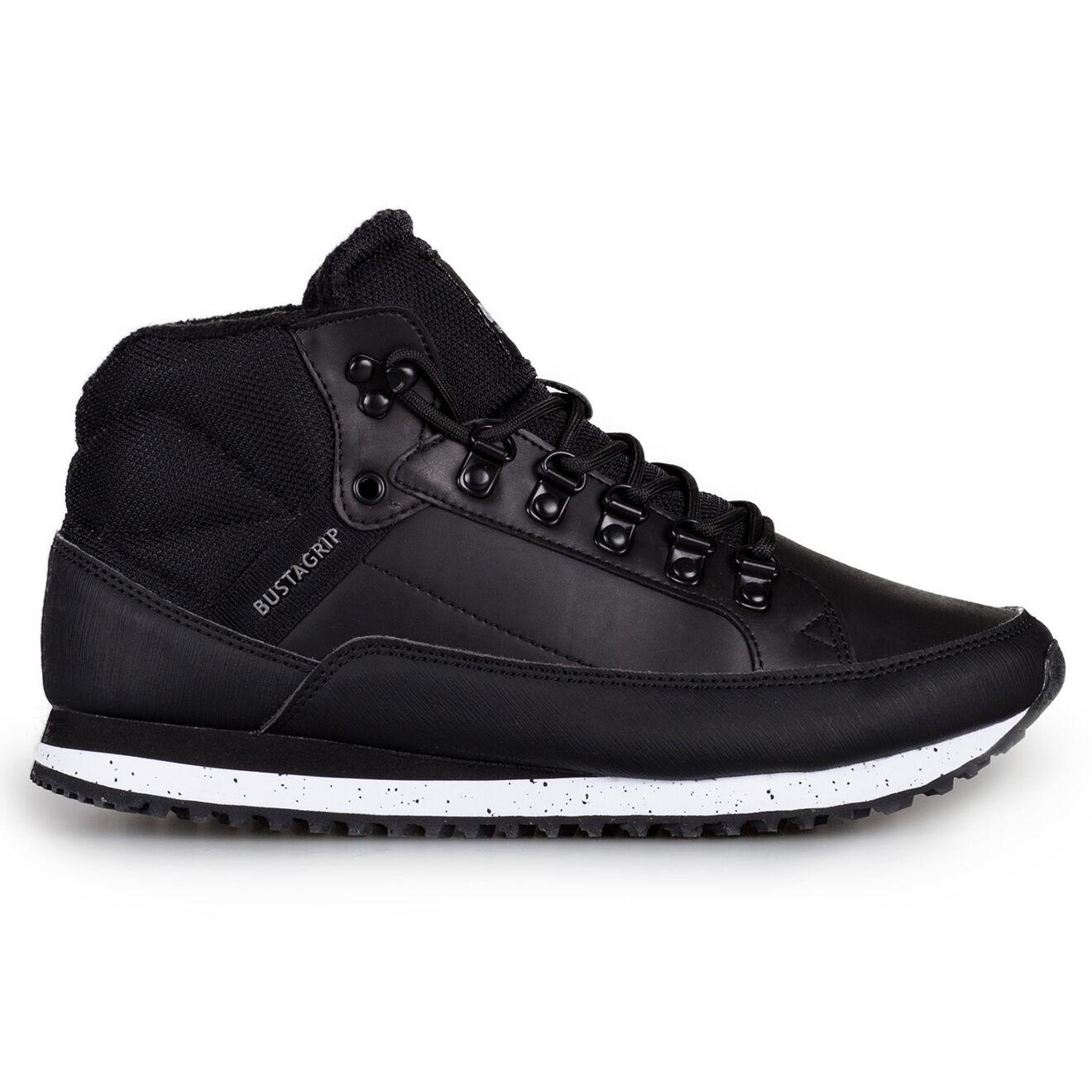 Sneakers en Cuir Benjamin noires
