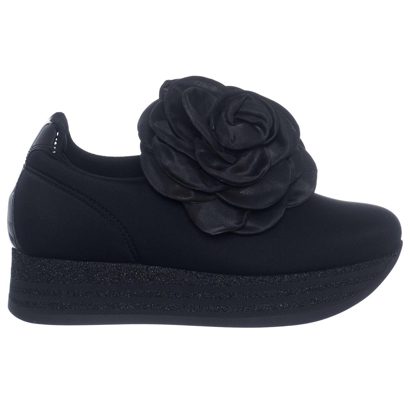 Sneakers Elisa noires - Loretta Pettinari - Modalova