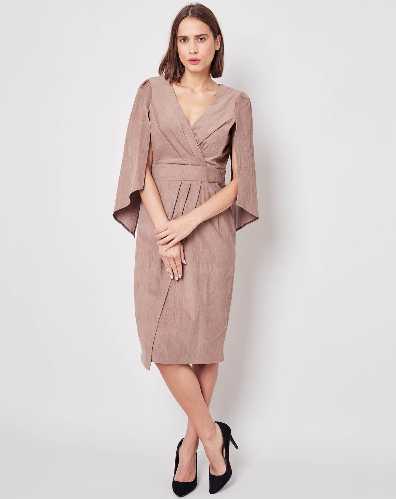 Robe Axel taupe