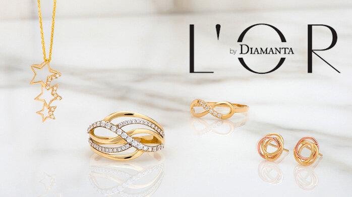 L'Or by Diamanta