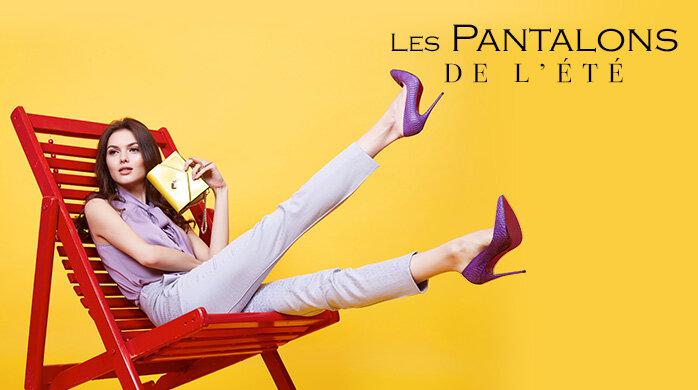 Les Pantalons de l'Eté