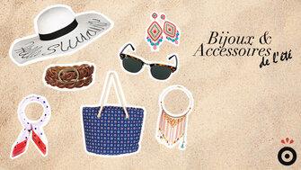 Bijoux & Accessoires de l'Eté