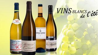 Vins Blancs de l'été