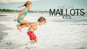Spécial Maillots Kids