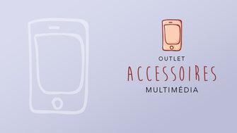 Outlet Accessoires Multimedia