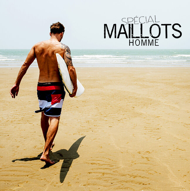 Spécial Maillots Homme