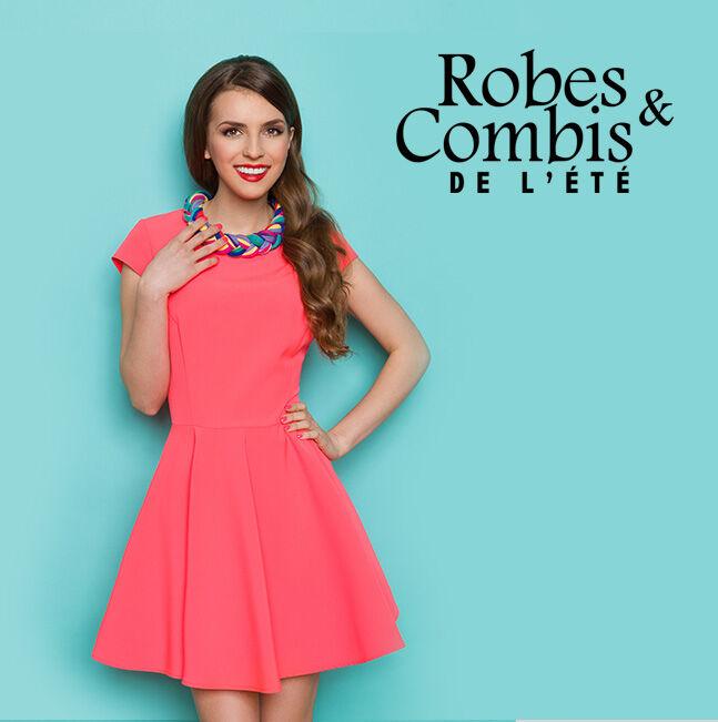 Les Robes & Combis de l'été