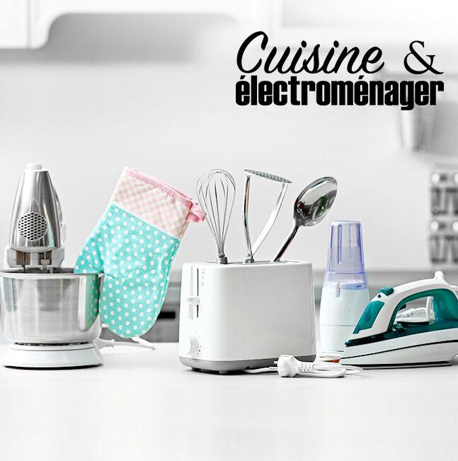 Cuisine & Electroménager