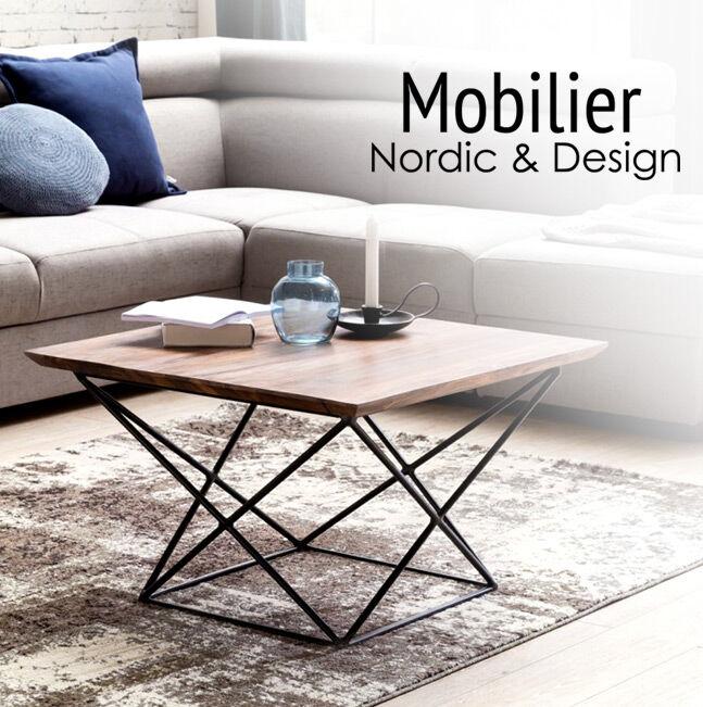 Mobilier Nordic et Design