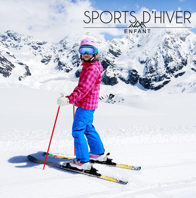 Spécial Sports d Hiver Kids