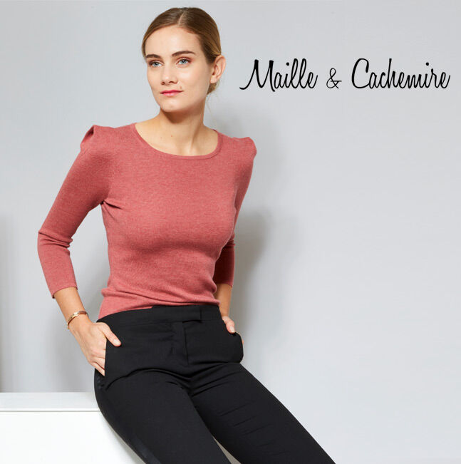 Maille & Cachemire