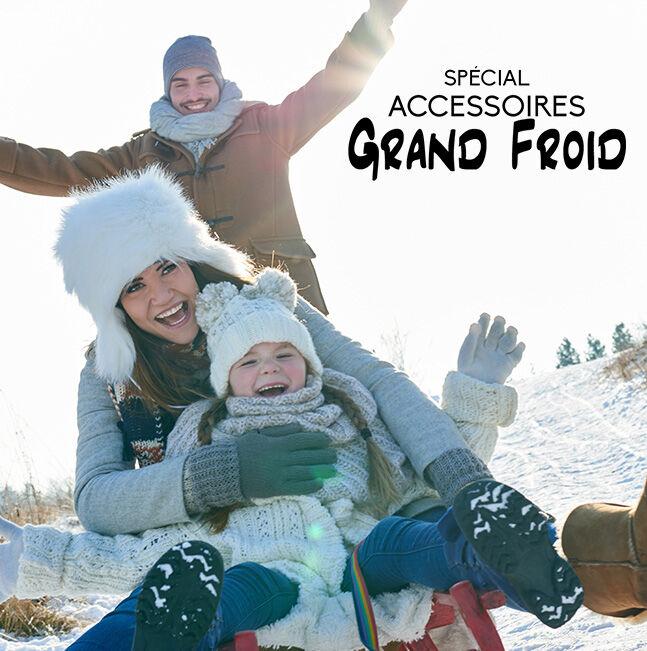 Spécial Accessoires Grand Froid