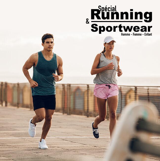 Spécial Running & Sportswear