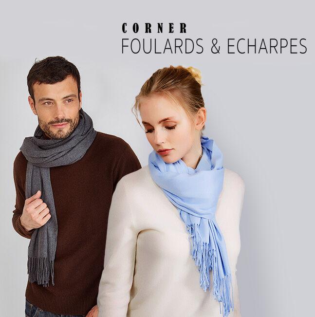 Corner Foulards et Écharpes