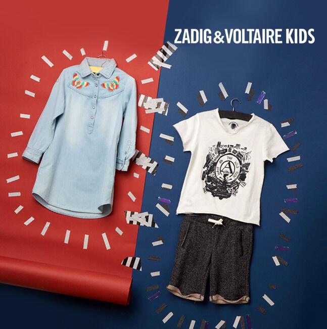 Zadig & Voltaire Kids
