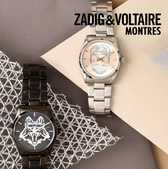 Zadig & Voltaire Montres