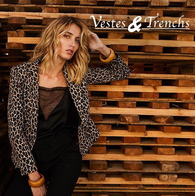 Vestes & Trenchs