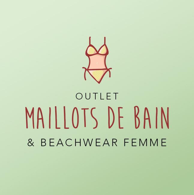 Outlet - Maillots de bain et Beachwear