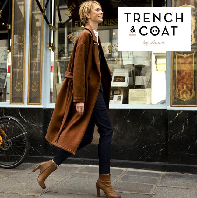 Trench & Coat