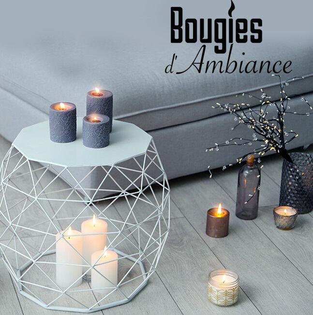 Bougies d'Ambiance
