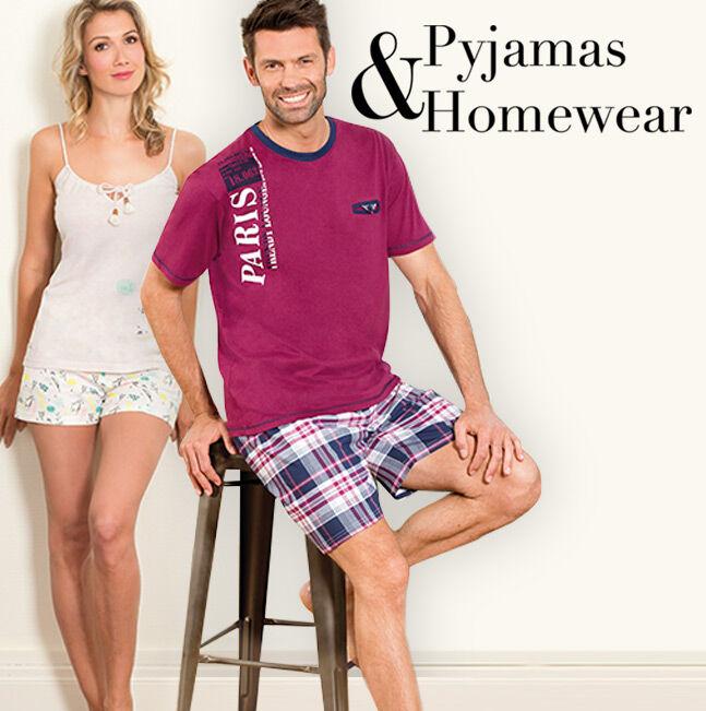 Spécial Pyjamas & Homewear