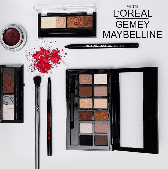 L'Oréal - Gemey Maybelline