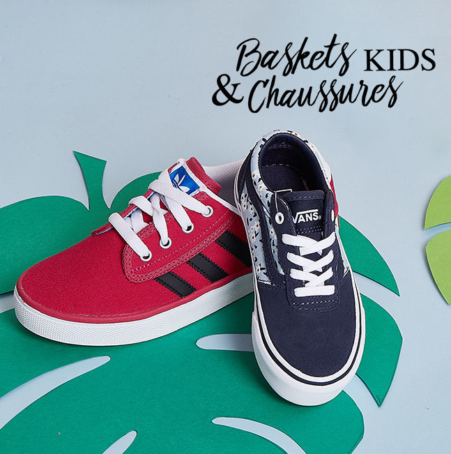 Baskets & Chaussures Kids