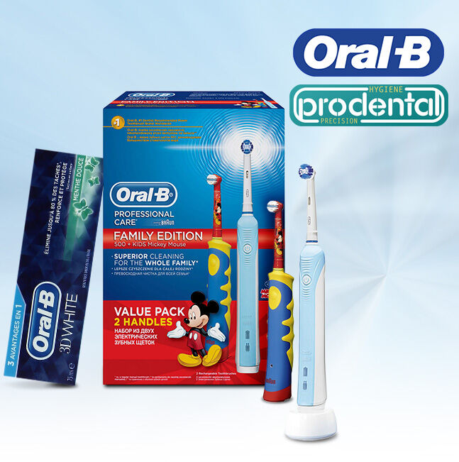 Oral-B Prodental