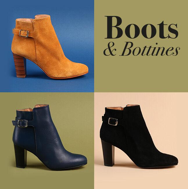 Boots & Bottines